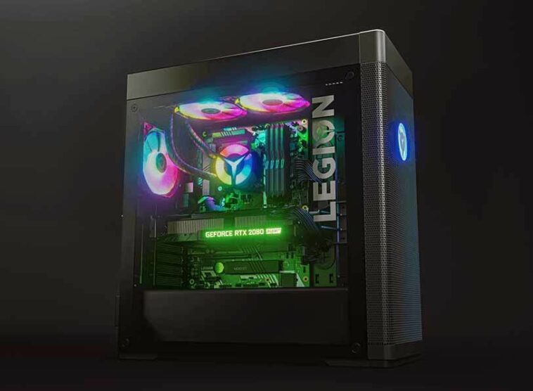 Lenovo Legion Tower 7i gaming PC