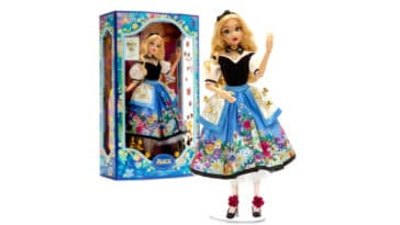 Disney's Alice in Wonderland marks its 70th anniversary with a Mary Blair-inspired doll 28