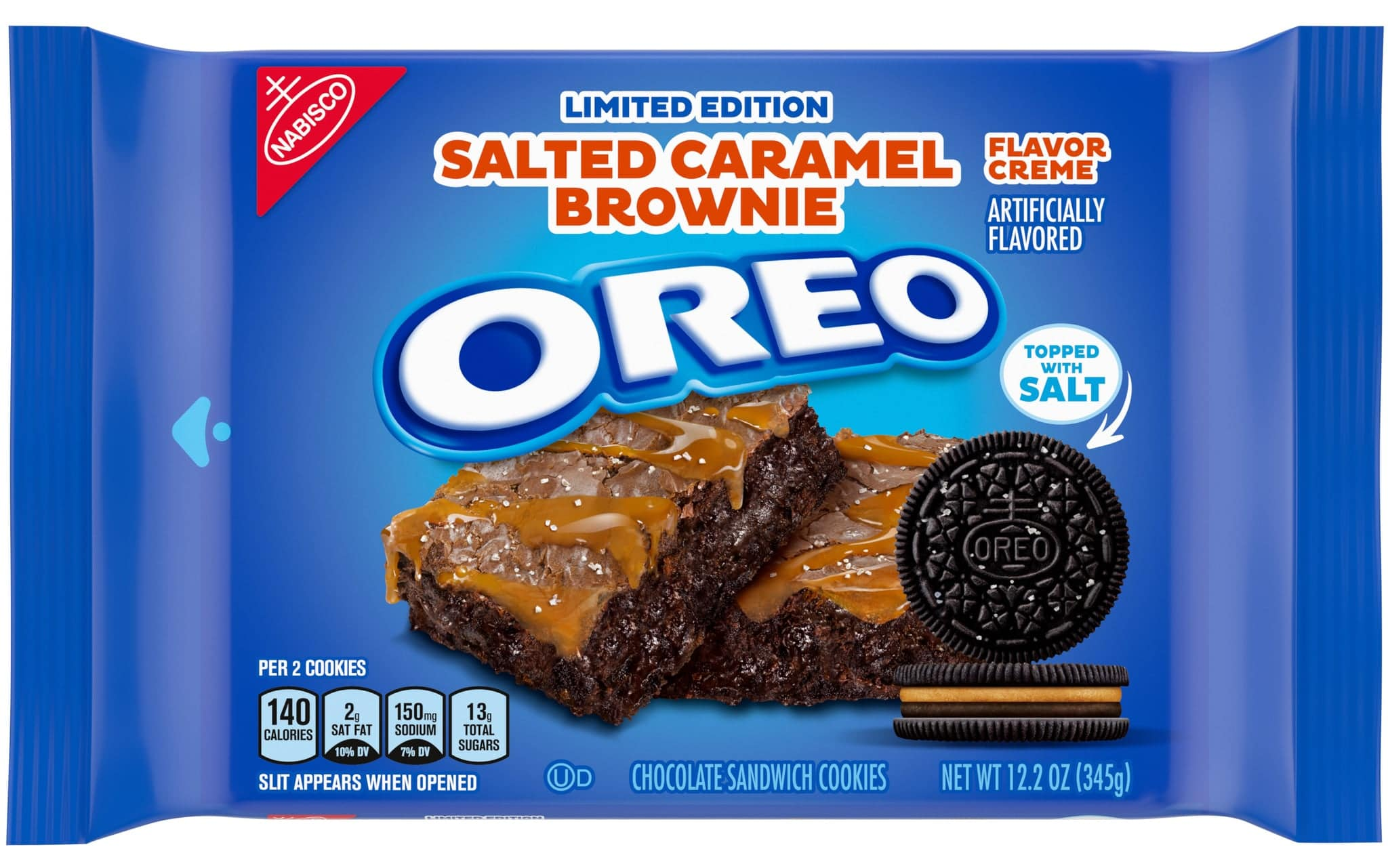 Oreo is releasing salted caramel brownie and apple cider donut flavors 17