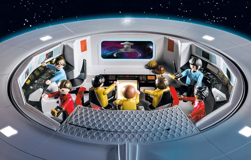 Star Trek's U.S.S. Enterprise is getting a Playmobil model 19