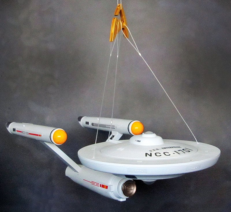 Star Trek's U.S.S. Enterprise is getting a Playmobil model 17