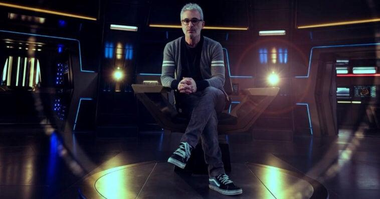 Star Trek boss Alex Kurtzman extends his overall deal with CBS Studios 16