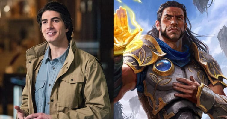 Legends of Tomorrow alum Brandon Routh to star in Netflix's Magic: The Gathering series 16