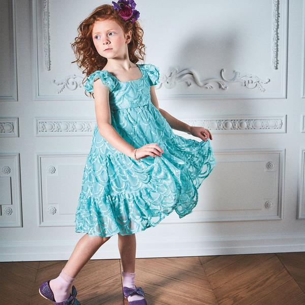 Janie and Jack's new Disney Princess line is inspired by Ariel, Belle, Cinderella, and Tiana 17