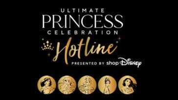 shopDisney launches Disney Princess Hotline with new Disney Princess merch 30