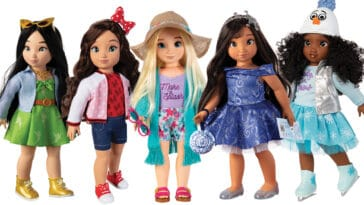 Disney ily 4EVER fashion doll collection is now available at Target 133