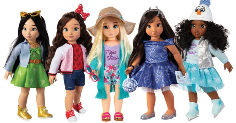 Disney ily 4EVER fashion doll collection is now available at Target 16