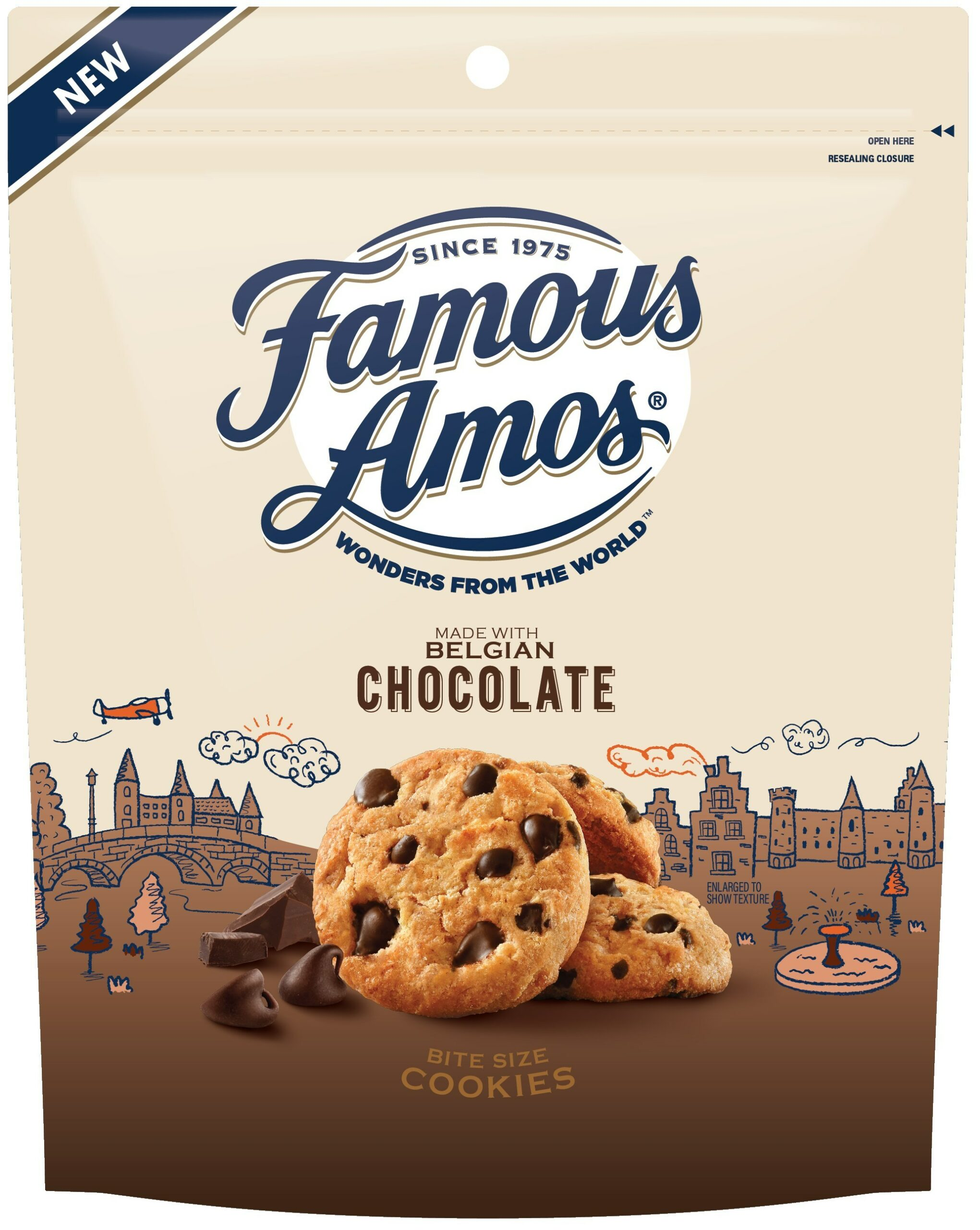 Famous Amos celebrates National Chocolate Chip Cookie Day with new flavors 17