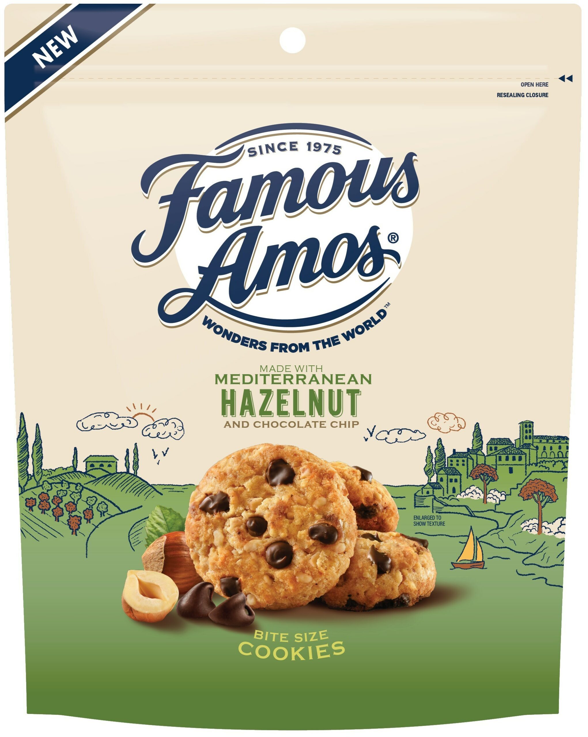 Famous Amos celebrates National Chocolate Chip Cookie Day with new flavors 19