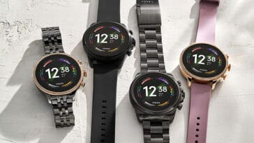 Fossil launches first Snapdragon Wear 4100+ smartwatch 17