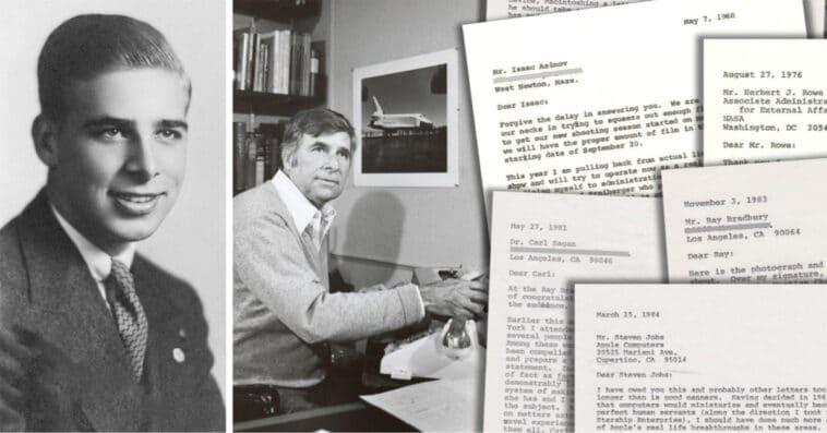 'The Roddenberry Archive' will preserve the legacy of Star Trek creator Gene Roddenberry 16