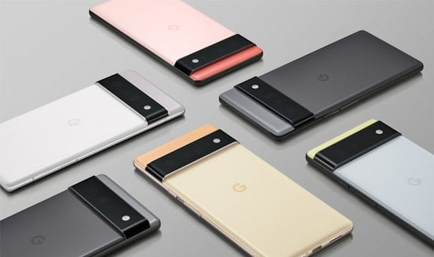 Google debuts its own chipset, Tensor to power their Pixel 6 phones 16