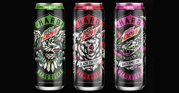 Alcoholic Mountain Dew drinks are hitting shelves in 2022 16