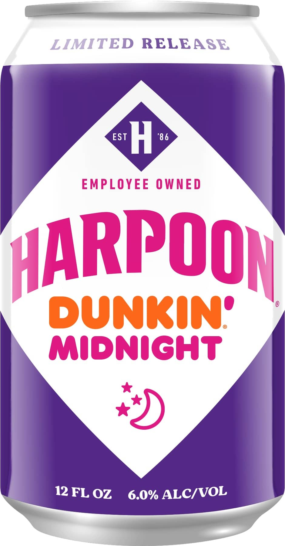 Harpoon Brewery is releasing 3 new Dunkin' Donuts-inspired beers for fall 19