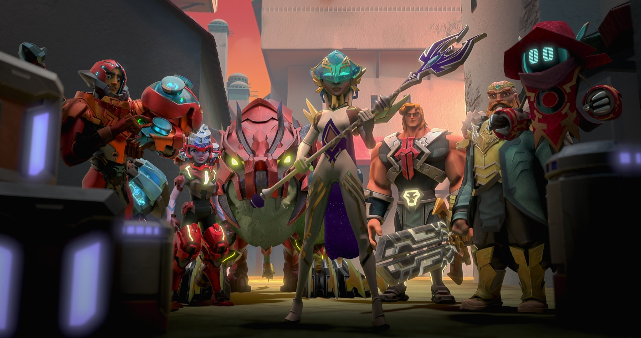 Netflix's He-Man and the Masters of the Universe gets release date, trailer, and first-look photos 19