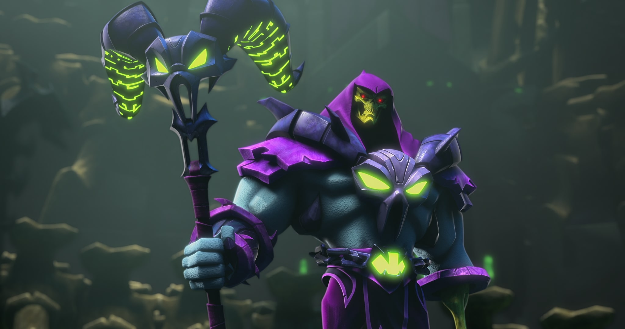 Netflix's He-Man and the Masters of the Universe gets release date, trailer, and first-look photos 20