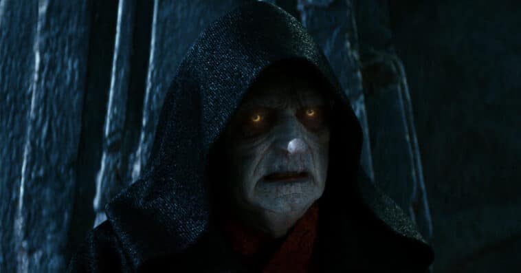 How is Palpatine still alive in Rise of Skywalker? 16