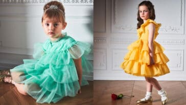 Janie and Jack's new Disney Princess line is inspired by Ariel, Belle, Cinderella, and Tiana 23