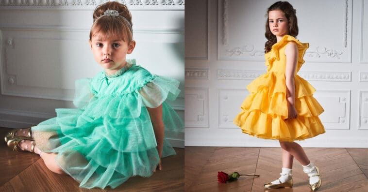 Janie and Jack's new Disney Princess line is inspired by Ariel, Belle, Cinderella, and Tiana 16