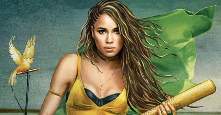 A Black Canary movie starring Jurnee Smollett is in the works at HBO Max 16