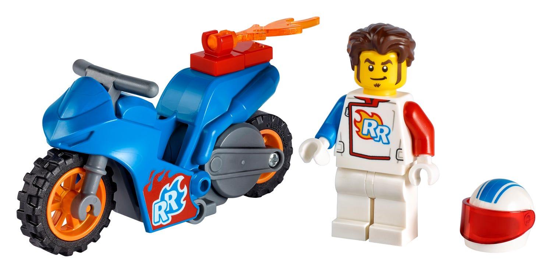 LEGO introduces flywheel-powered bikes with LEGO City Stuntz sets 22
