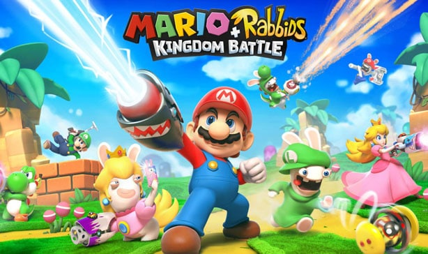 Mario + Rabbids Kingdom Battle for Nintendo Switch is on sale for $19 16