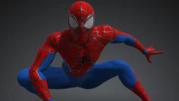 Marvel's first NFT collection is launching with Spider-Man digital statues 21