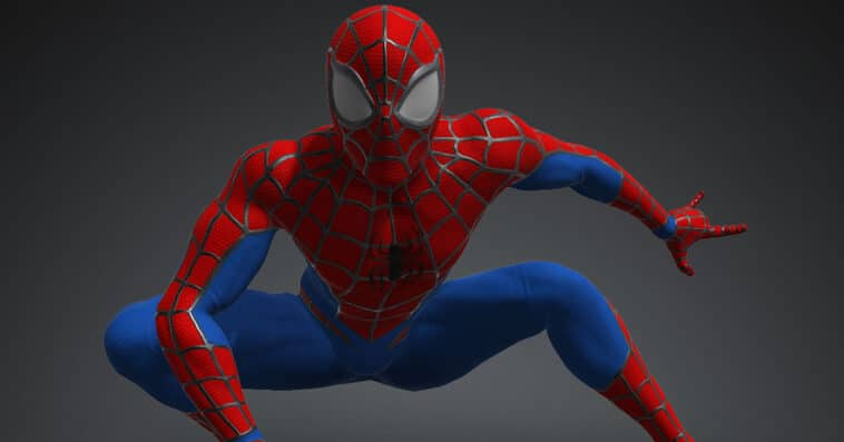 Marvel's first NFT collection is launching with Spider-Man digital statues 16