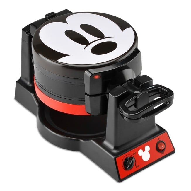 This Mickey Mouse Waffle Maker will get your kids excited for breakfast 18