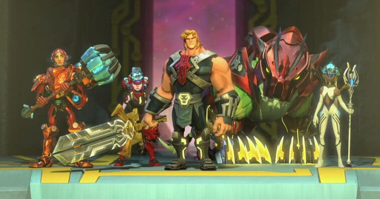 Netflix's He-Man and the Masters of the Universe gets release date, trailer, and first-look photos 16