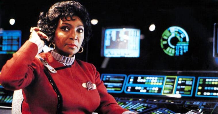 Nichelle Nichols, Star Trek's Nyota Uhura, is caught in a three-way conservatorship battle 16