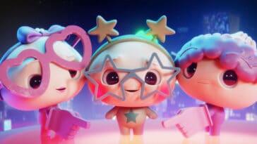 Nickelodeon turns WowWee's My Squishy Little Dumplings into an animated band 18