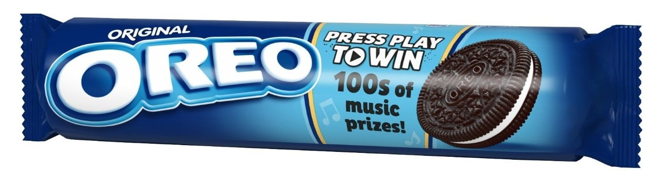 Oreo's 'Press Play to Win' campaign lets fans share online mixtapes with friends 19