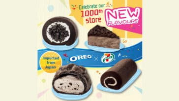 7-Eleven launches a line of Oreo desserts from Japan 20