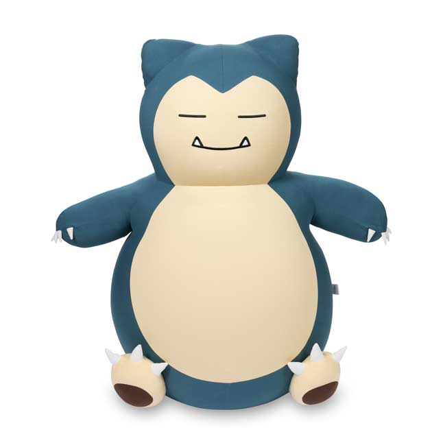 Pokémon Center unveils Snorlax and Ditto bean bags from Yogibo 18