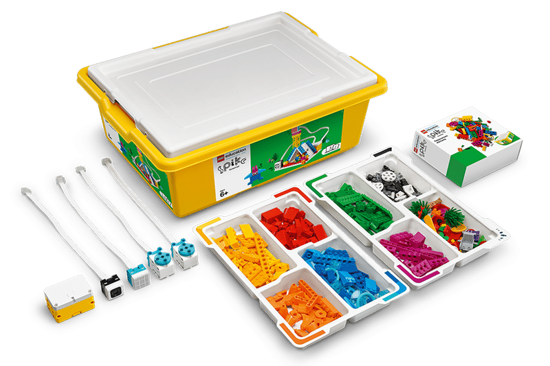 Lego Education launches SPIKE Essential for primary school students 18