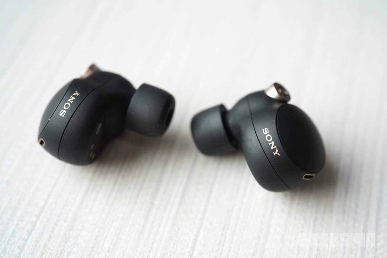 Sony WF-1000XM4 Truly Wireless Earbuds review 14