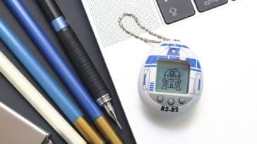 Tamagotchi turns Star Wars' R2-D2 into a virtual pet 18