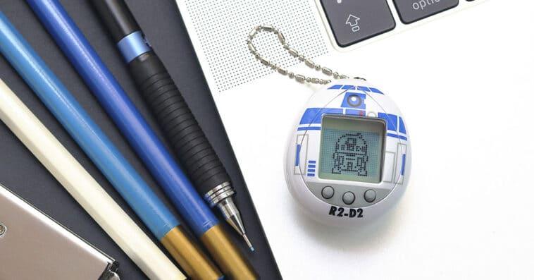 Tamagotchi turns Star Wars' R2-D2 into a virtual pet 16