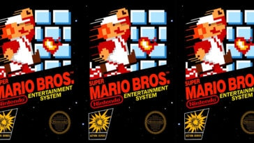 A 1985 copy of Super Mario Bros. game sells for $2 million 16