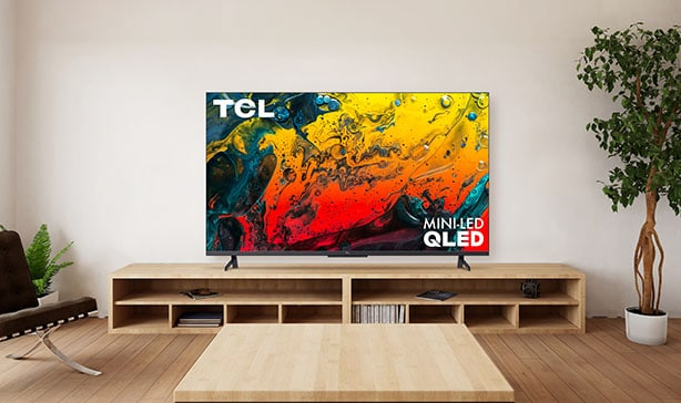 TCL 6-series with Google TV