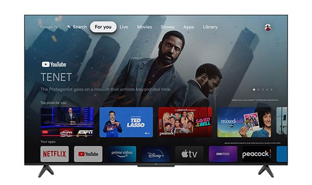 TCL's 5 and 6 Series with Google TV have finally arrived 16