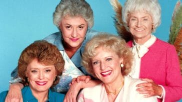 The Golden Girls are coming to cinemas for the first time 20
