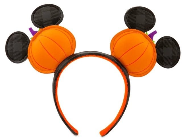 This adorable Mickey Mouse Jack-o'-Lantern Ear Headband is getting us in the mood for Halloween 18