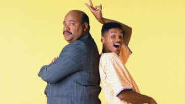best movie and TV dads