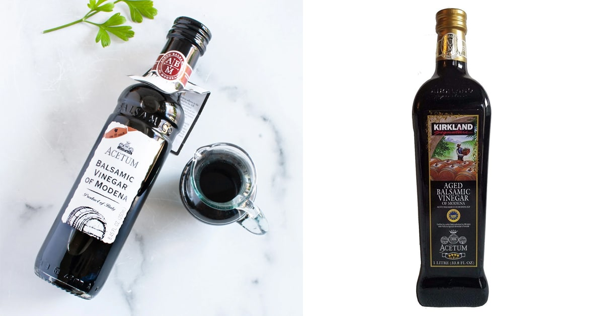 Big brands disguised as Costco's Kirkland Signature products 13