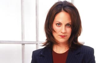Annabeth Gish is open to reprising her X-Files role 3