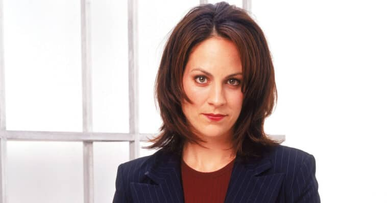 Annabeth Gish is open to reprising her X-Files role 14