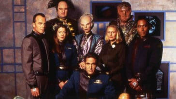 A Babylon 5 reboot is in the works at The CW 17