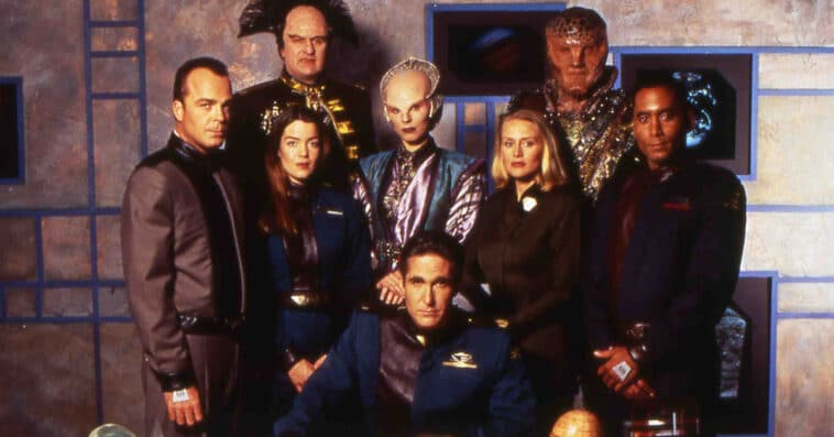 A Babylon 5 reboot is in the works at The CW 13